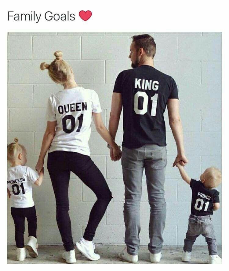 Familiias goals vestidos iguales