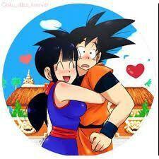 Milk enamora a Goku