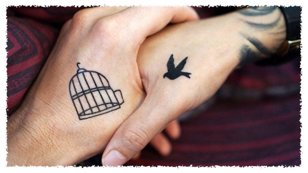 Tatuajes para hacerse en pareja