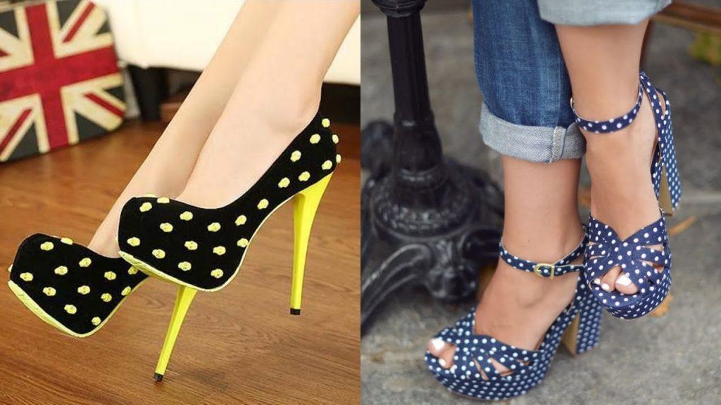 Lindos zapatos para mujeres
