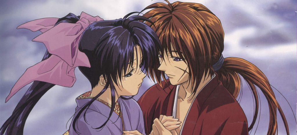 KAORU Y KENSHIN enamorados