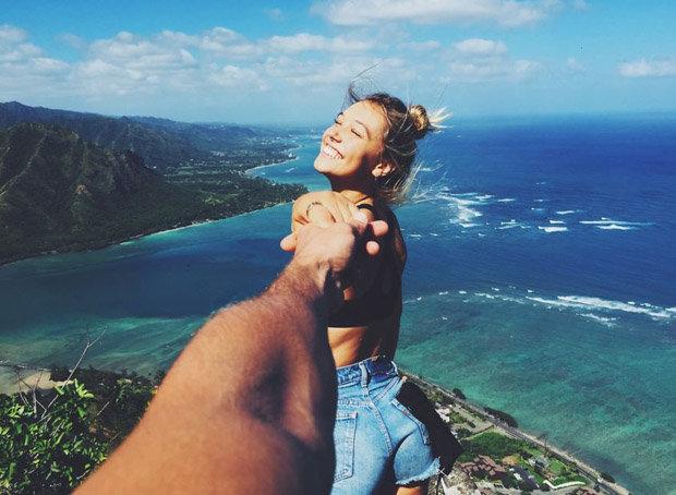 Idea de fotos de parejas de la mano