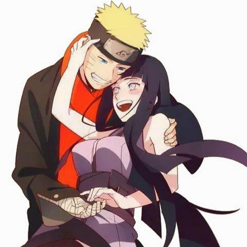 imagen de Hinata y Naruto enamorados
