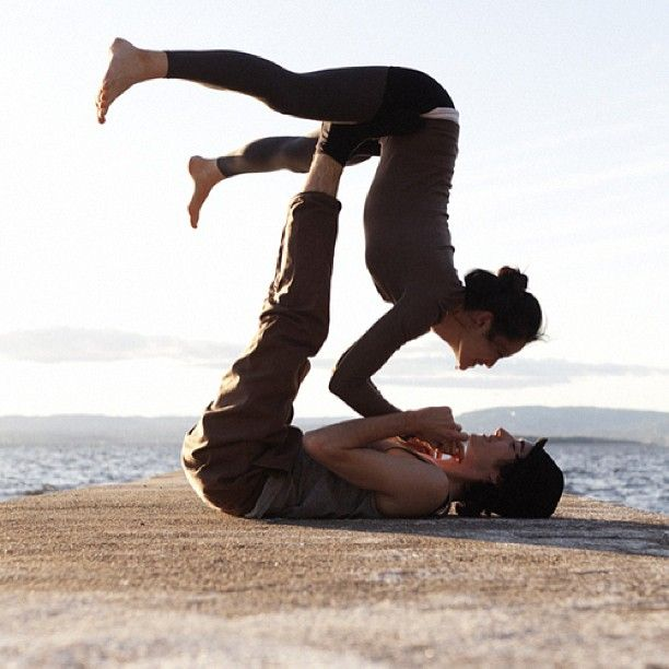 Yoga entre novios
