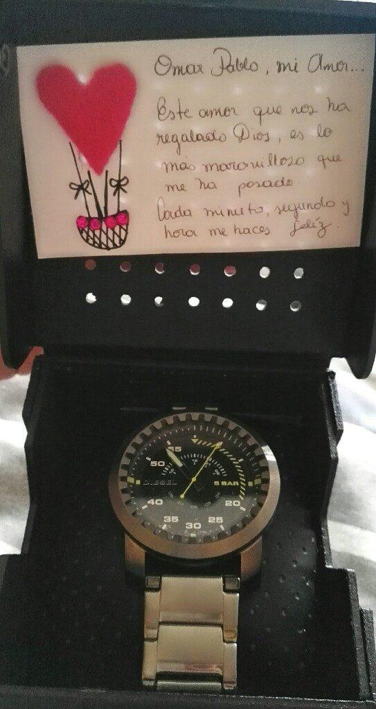 Reloj para mi novio regalos para hombres