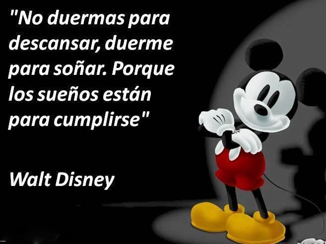Frases de películas de Dinsey Miky Mouse