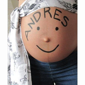 Fotos de embarazo en pareja