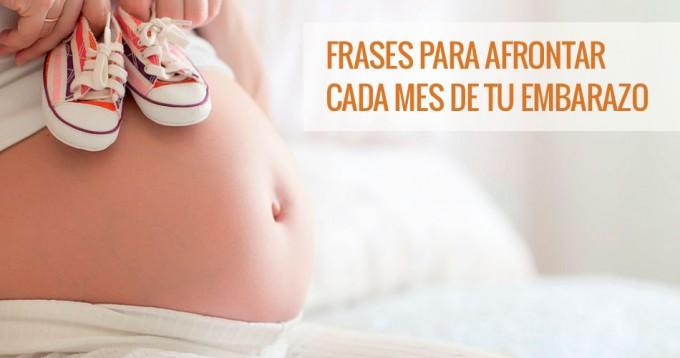 10 Frases De Embarazo Bonitas Para Dedicar